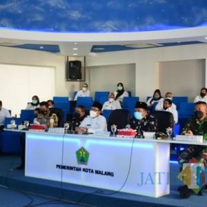 Penanganan Covid-19 Jadi Salah Satu Prioritas RKPD 2022 Kota Malang