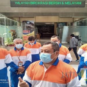 Dies Natalis ke 1 Ditjen Diksi, Balai Besar di Malang Ini Didatangi TNI dari 3 Matra