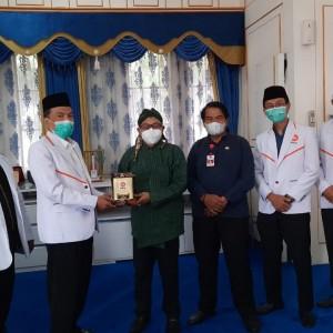 Bangun Komunikasi Positif Pasca Musda, DPTD PKS Kota Malang Sowan ke Walikota