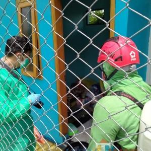 Tinggal di Ruang Ganti Lapangan Warga, Pria Sebatang Kara Ditemukan Tak Bernyawa