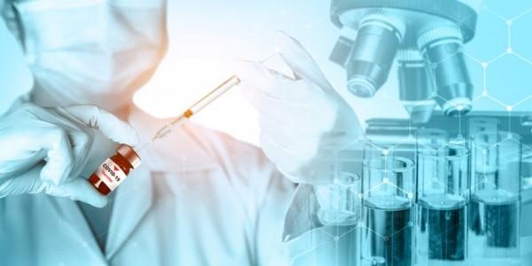 Ilustrasi vaksin covid-19. (Foto: Shutterstock/Blue Planet Studio).