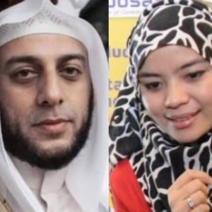 Mengenal Sosok Istri Ketiga Syekh Ali Jaber, Ternyata Anak Tokoh Pendidikan Asal Malang