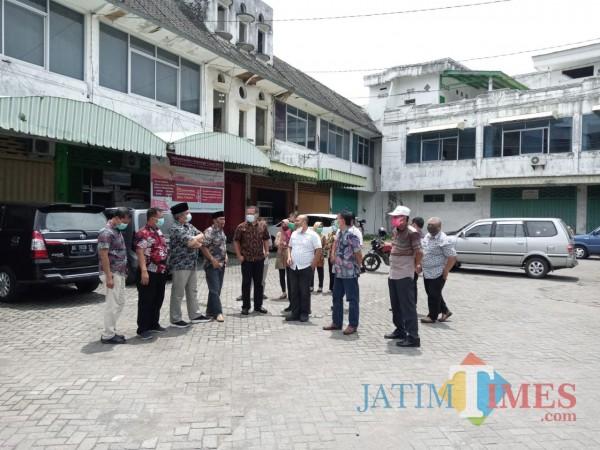 Komisi C DPRD Tulungagung Sidak Aset Pemkab Bermasalah