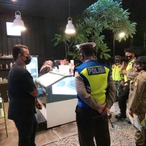 PPKM di Kota Blitar, 1.176 Pelanggar Prokes Ditindak Petugas Gabungan
