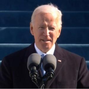 Resmi Jadi Presiden AS, Pelantikan Joe Biden Dijaga Superketat hingga Kursi Dikelompokkan