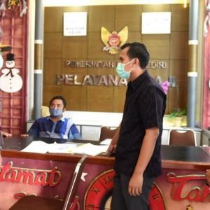 PPKM Diperpanjang, Wali Kota Kediri Instruksikan Evaluasi dan Sidak Perkantoran