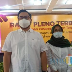 Usai Penetapan, Bupati Miliki Target 100 Hari Kerja Kabupaten Kediri Masuk Zona Hijau