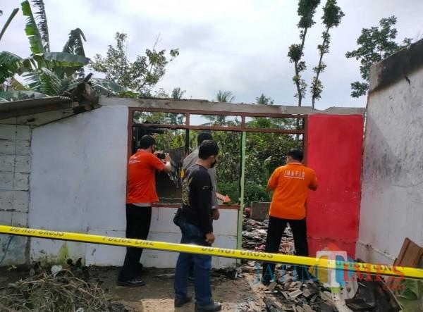 Ditinggal Merantau ke Kalimantan, Rumah Warga Kemirigede Ludes Terbakar