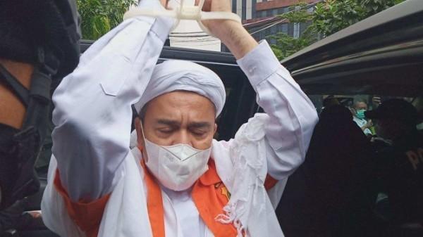 Kondisi Habib Rizieq Mengkhawatirkan, Minta Doa ke Seluruh Masyarakat