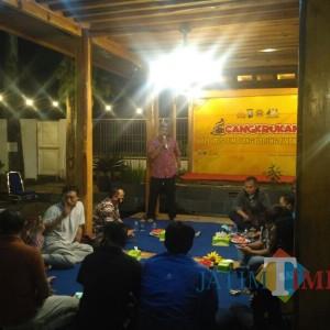 Kapolres Lumajang Kuatkan Sinergi Dengan Awak Media