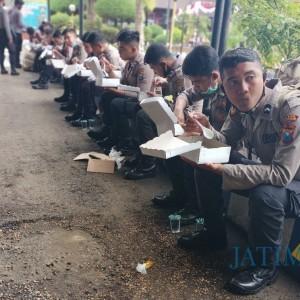 Penetapan Bupati Sumenep Terpilih, 271 Personel Pengamanan Diterjunkan