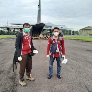 Misi Kemanusiaan, UB-RSSA Berangkatkan Emergency Medical Team ke Mamuju