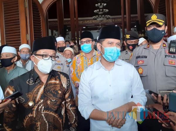 Wakil Gubernur Jawa Timur, Emil Elistianto Dardak. (Arifina Cahyanti Firdausi/MalangTIMES).