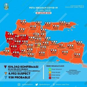 Jam Operasional Ditambah Satu Jam saat PPKM Tahap II di Kota Batu