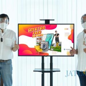 Bertabur Hadiah dan Promo Menarik, SPEKTRA FAIR Virtual Hadir di 7 Kota Besar