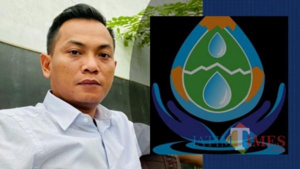 Khoirul Anam, Direktur Keuangan Perumdam Lumajang (Foto : Moch. R. Abdul Fatah/ Jatim TIMES)