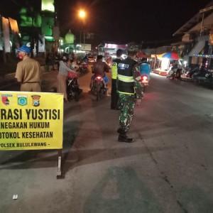 PPKM Rencana Dilanjutkan, Jajaran Keamanan Kabupaten Malang Tunggu Kepastian Rakor