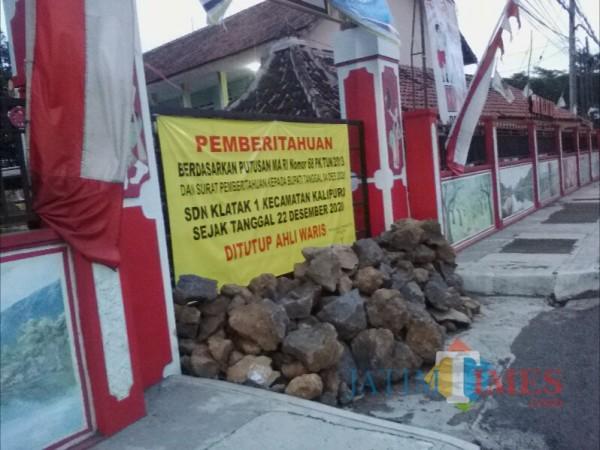 DPRD Banyuwangi Desak Pemerintah Tuntaskan Sengketa SD Negeri 1 Klatak