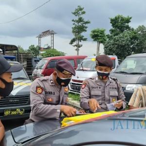 Kasus Covid-19 Naik, Langgar Prokes di Kota Blitar Kena Sanksi Tipiring