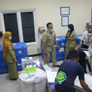 10.240 Dosis Vaksin Covid-19 Tiba di Kota Malang