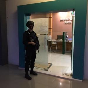 Polisi Jaga 10.240 Vaksin di Kota Malang selama 24 Jam