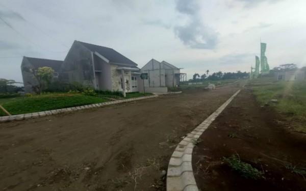 Perumahan Taman Tirta yang masih terus berproses dalam pembangunan (istimewa)