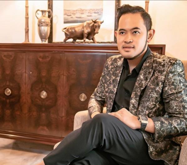 Influencer Gilang Widya Pramana yang masuk daftar penerima vaksin pertama di Kota Malang. (Foto: Instagram @juragan_99).