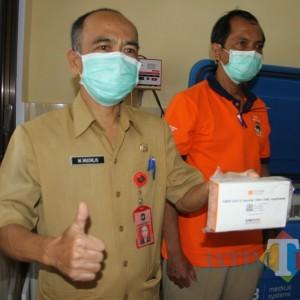 Vaksin Sinovac Tiba di Blitar Raya, Vaksinasi Segera Dimulai