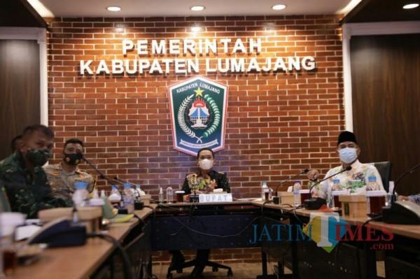 Atasi Kriminalitas, Lumajang Akan Pasang CCTV di Semua Desa