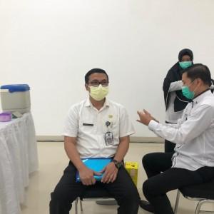 Tim Kesehatan Kota Malang Lakukan Simulasi Vaksin Covid-19