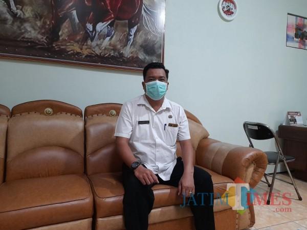 Kepala Desa Kauman Brida Mardi Utomo (Foto: TULUNGAGUNGTIMES)