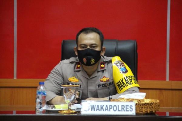 Wakapolres Malang Kompol Toni Kasmiri (foto: Humas Polres Malang for MalangTIMES)