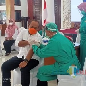Ngawi Mulai Vaksinasi Covid-19, Bupati Kanang tidak Jadi Peserta Ini Alasannya