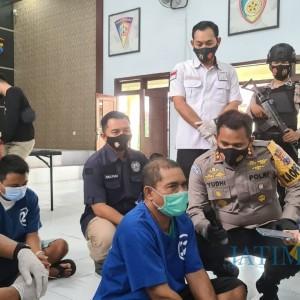 Konsumsi Sabu Agar Kuat Nyetir, Sopir di Blitar Ditangkap Polisi