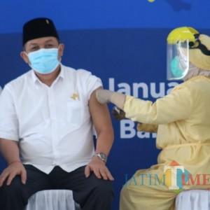 1 Wakil Forkopimda Kota Malang Batal Ikuti Vaksinasi Hari Ini, Ada Apa?