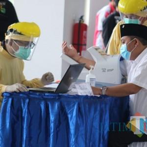 12.520 Nakes Kota Malang Mulai Divaksin Hari Ini