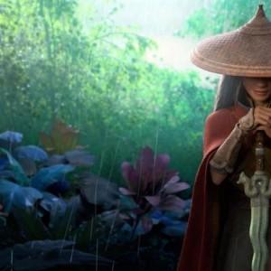 """Trailer Terbaru """"Raya and the Last Dragon"""", Pertontonkan saat Naga Berubah Jadi Manusia"""
