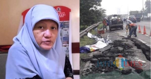Ruas Tol Surabaya-Gempol Longsor, DPRD Surabaya: Dampaknya ke Mobilitas Ekonomi