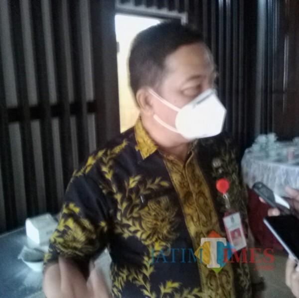 dr Widji Lestariyono, Jubir Gugus Tugas Penanganan Covid 19 Banyuwangi Nurhadi Banyuwangi Jatim Times