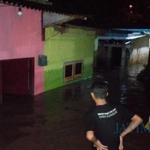 Hujan 6 Jam, Sungai Bedadung Meluap, Ribuan Rumah 'Klelep'