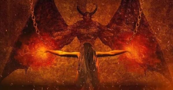 Ilustrasi wanita yang dijadikan alat iblis menyesatkan kaum laki-laki (Ist)