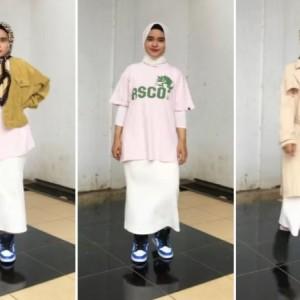 Inspirasi Style Rok Span, Buat Outfitmu Tetap Simple dan Modis!