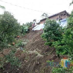 BPBD Kabupaten Malang Intensif Lakukan Pemetaan Wilayah Longsor