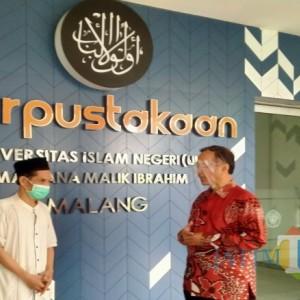Perpustakaan UIN Malang, Satu-satunya di Indonesia yang Tergabung di Asosiasi Internasional