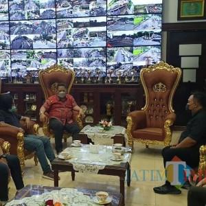 Setelah PPKM, Paguyuban Warkop Surabaya Desak Jam Operasional Kembali Normal
