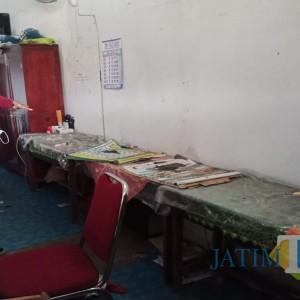 SD di Jombang Dibobol Maling, Perangkat Elektronik Senilai Rp 100 Juta Raib
