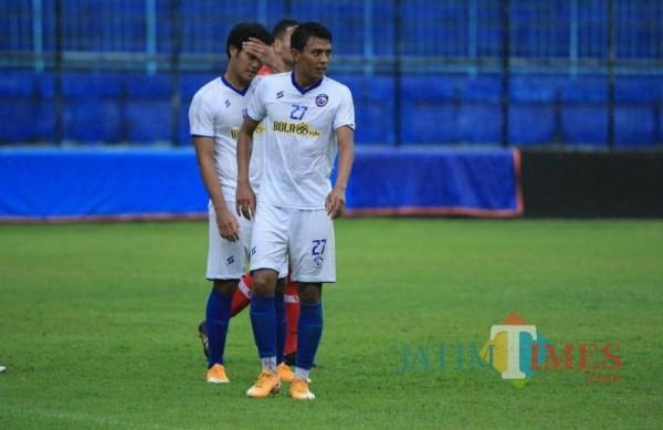 Foto istimewa (Striker Arema FC, Dedik Setiawan)