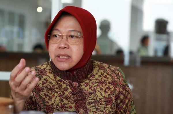 Menteri Sosial Tri Rismaharini (Foto:  The Asian Parent)