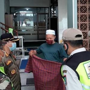 Tim Gabungan Operasi Yustisi Sasar Tempat Ibadah
