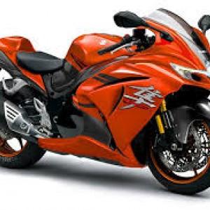 """Suzuki Rilis Sepeda Motor Buas """"Hayabusa"""" Pekan ini, Berikut Bocorannya"""